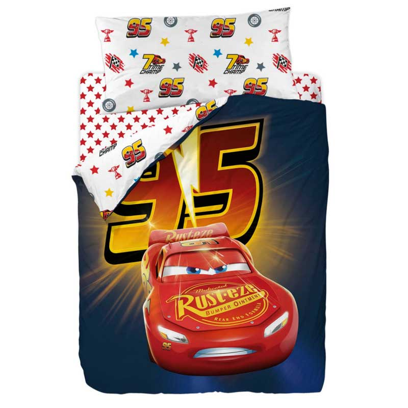 Funda Nòrdica Cars 3 Racing 090 cms