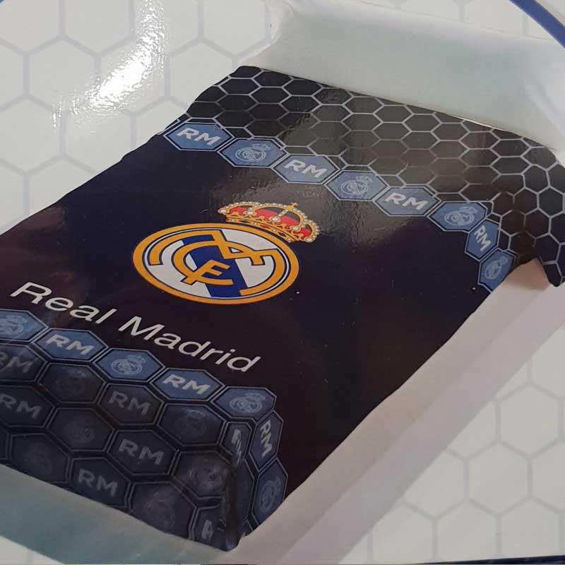 Manta Real Madrid Manterol