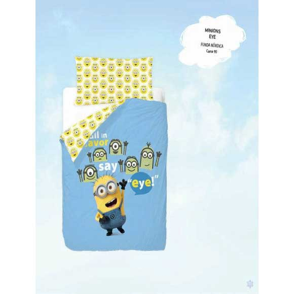 Funda Nòrdica Minions Eye